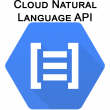 Cloud Natural Language API