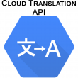 Cloud Translation API